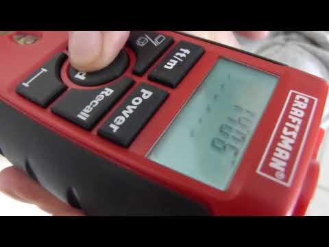 Laser Measuring Tool 4 YT