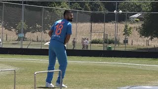 Watch: Funny video as Kohli imitates Dhawan during practice | India Tour of England