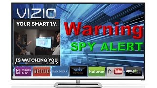 Your VIZIO TV is SPYING onYOU!
