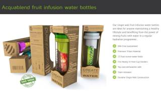 Fruit Infused Water Benefits | Amazing Health Results