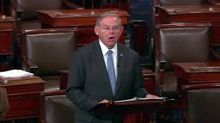 Menendez opens Debate on Mike Pompeo Secretary of State Nomination