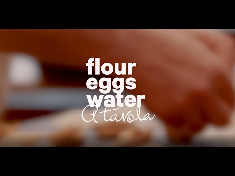 Flour Eggs Water l 20 03 2020 l Tramsheds