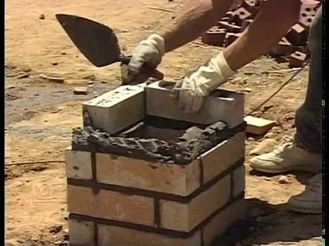 Some Useful Construction Tips For Laying Brick Columns
