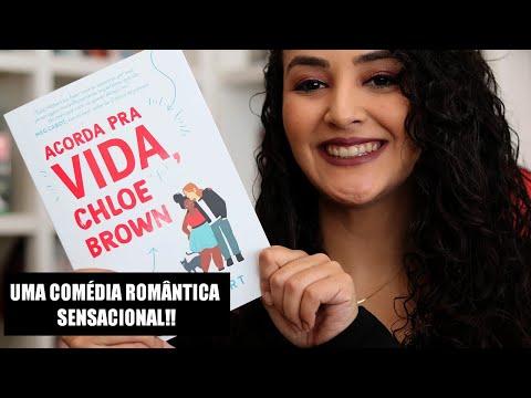 Comentários sobre o livro Acorda pra vida, Chloe Brown (book review) l 2021