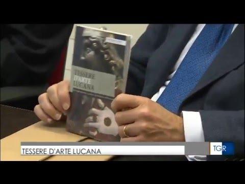 APT BASILICATA PRESENTA UNA GUIDA TASCABILE SULLARTE LUCANA