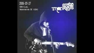 Arctic Monkeys - Perhaps Vampires Is A Bit Strong But... (Live 2006)