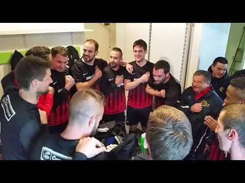 2017-10-22  -  Victoire 2 à 1 en 16° de la coupe du Cantal contre Pierrefort