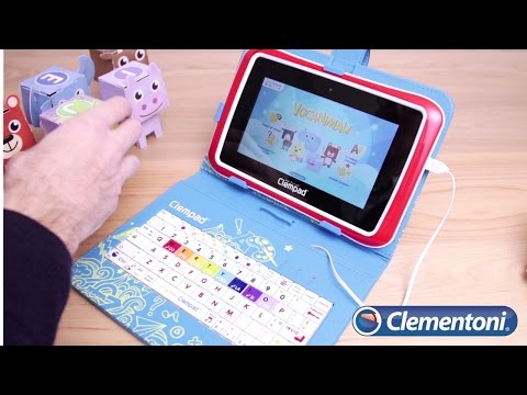 IL MIO PRIMO CLEMPAD 6.0: Realtà Aumentata e Tastiera Super Cute