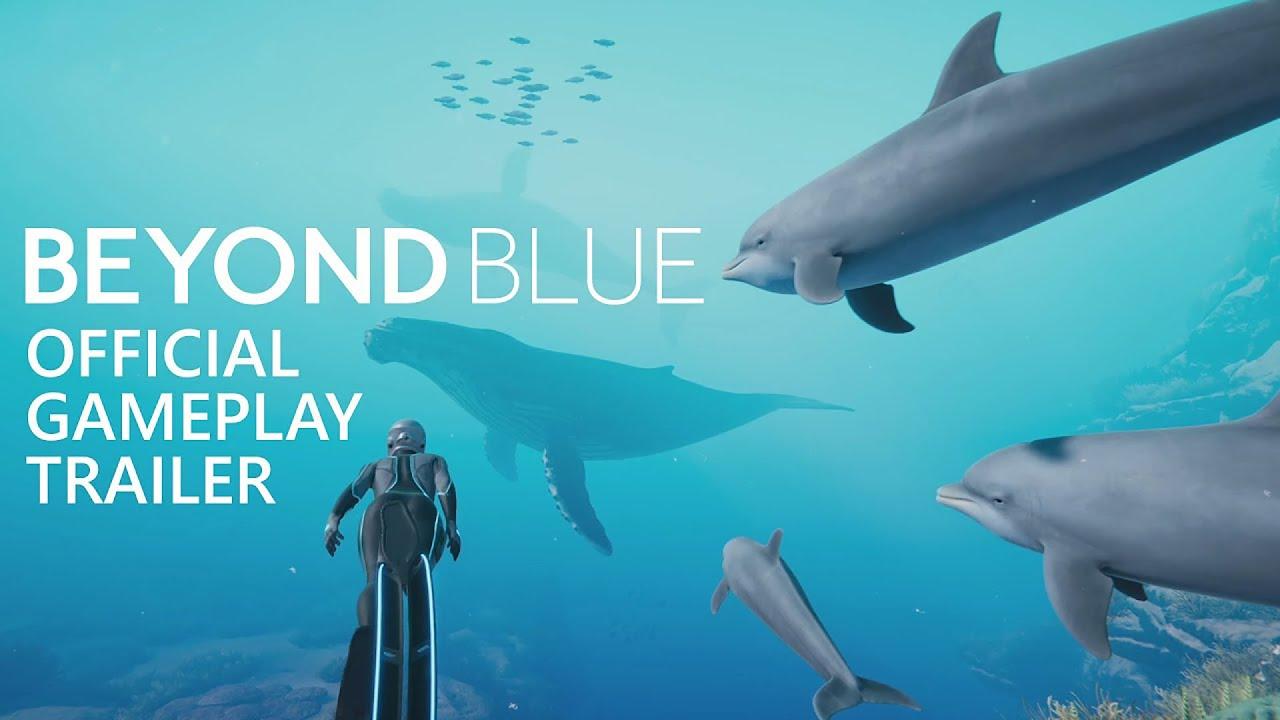 Геймплейный трейлер игры Beyond Blue