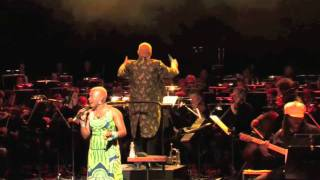 Highlights of Angelique Kidjo with the Luxembourg Philharmonic Orchestra / Gast Waltzing