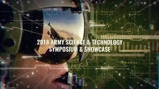 2018 Army Science & Technology Symposium & Showcase