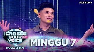 [FULL] I Can See Your Voice Malaysia (Musim 3) Minggu 7 - Andi Bernadee | #ICSYVMY