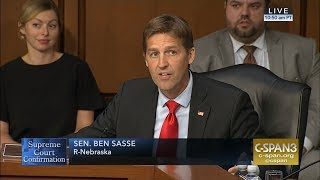 What's Wrong with Government? Just ask Sen. Ben Sasse