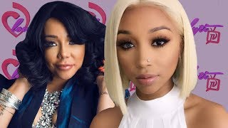 Tiny's Daughter Zonnique Says She Regrets Eye Color Surgery+ She May Go Blind
