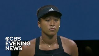 Naomi Osaka upsets Serena Williams in U.S. Open