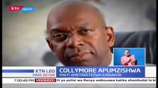 BURIANI BOB COLLYMORE: Mwili wa aliyekuwa Afisa Mtendaji Mkuu wa Safaricom wateketezwa Kariokor