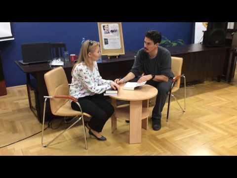 Spotkanie autorskie z Tomaszem Michniewiczem