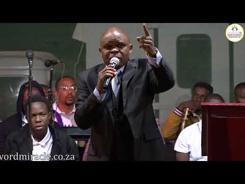 Unbelief by Dr Nicky Malungani Lenyenye Crusade