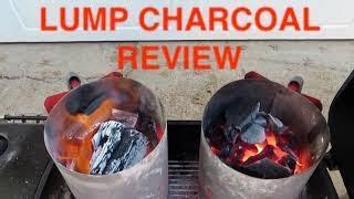 ROYAL OAK VS B&B LUMP Charcoal Review