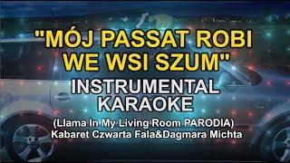 Kabaret Czwarta Fala -Passat robi we wsi szum (Official Instrumental Karaoke)