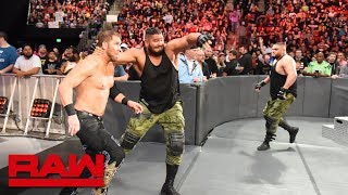 AOP obliterate The B-Team: Raw, Oct. 1, 2018