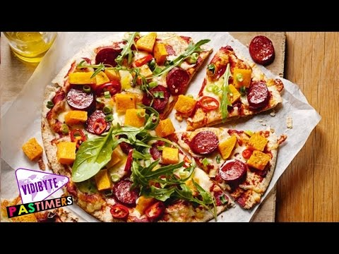 Top 10 Favorite Pizza Toppings