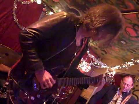 Brad Rice & the Electric Mud - Electric Mud - Sahara Lounge, Austin, TX - 2 22 12