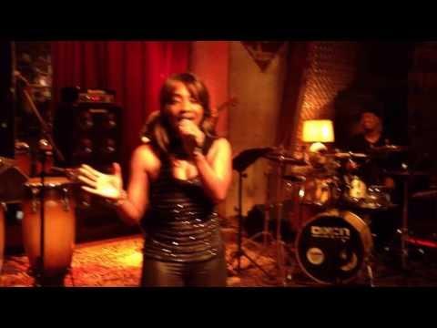 Diane Gordon *Vocalist* Someone Like You - CJW In Beijing China