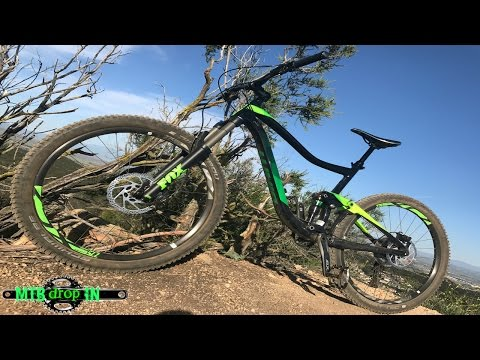 Top 2017 Mountain Bikes: 2017 Giant Trance 2 bike review & test ride #testride #bikereview #trance2