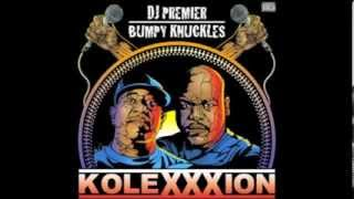"Bumpy Knuckles !!! Word iz bond"" (Dj Premier"")"