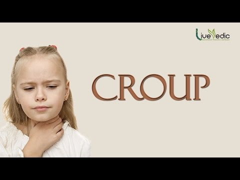 Video DIY: Best Cure For Croup with Natural Home Remedies | LIVE VEDIC