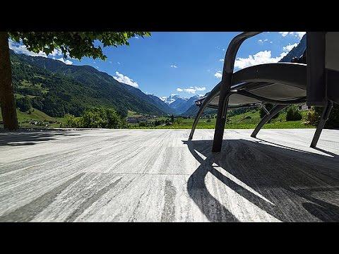 Granit Terrassenplatten - robust & schön - stonenaturelle AG