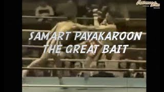 Samart Payakaroon - The Great Bait Knockdown