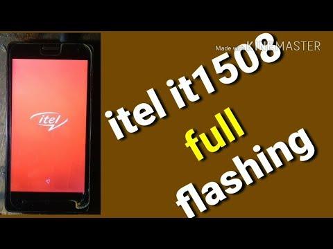 Itel 1508 flashing error solution - смотреть онлайн на Hah Life