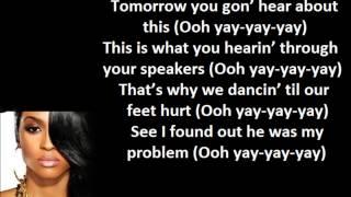 Ciara Ft Nicki Minaj I'm Out Lyrics