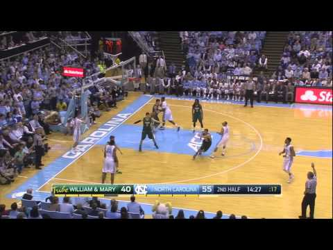 Video: UNC-William & Mary Game Highlights