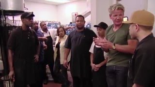 Gordon Ramsay and the Microwavable Salad