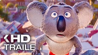Sing ALLE Trailer & Clips German Deutsch 2016