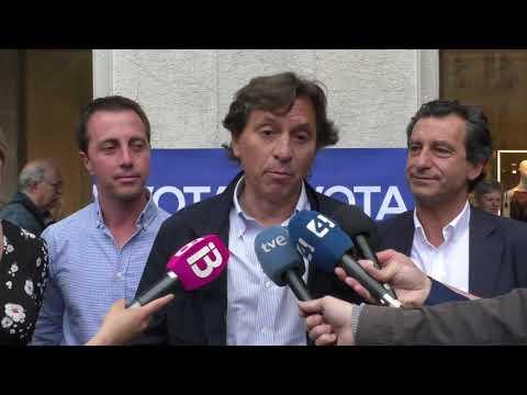 """ISERN: """"L'ÚNICA ALTERNATIVA Al GOVERN DE FILA I NOGUERA ÉS LA UNIFICACIÓ DEL VOT EN EL PP"""