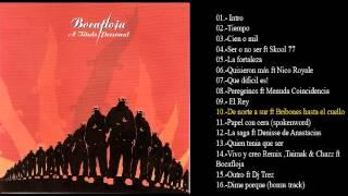 A Titulo Personal Bocafloja - Disco completo