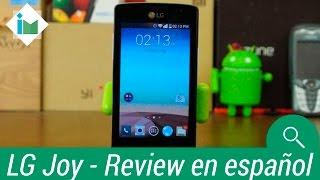LG Joy - Review en español