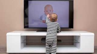 TV Tip Overs Dangerous For Kids