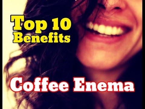 Why Coffee Enemas? Top 10