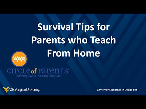 a snapshot of the Survival Tips Video