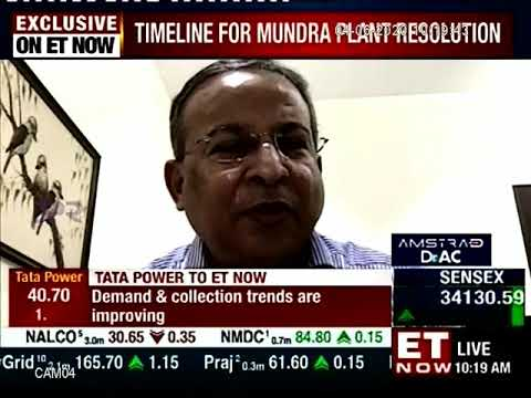 Mr. Praveer Sinha, CEO & MD, Tata Power Talks to ET Now about the Govt. Support to DISCOMs and more