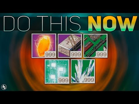 Farming EVERYTHING (DO THIS NOW, BEFORE SHADOWKEEP!!) | Destiny 2 Season of Opulence