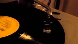 Donovan   The Entertaining of A Shy Girl Mono LP Recording
