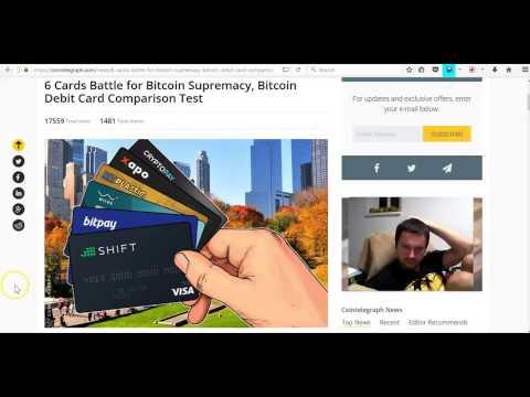 Bitcoin piaci összefoglaló