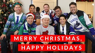 ... vancouver canucks song merry christmas happy holidays nsync parody ...