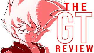 Dragon Ball: GT Review (Part 1) - The Black Star Dragon Balls